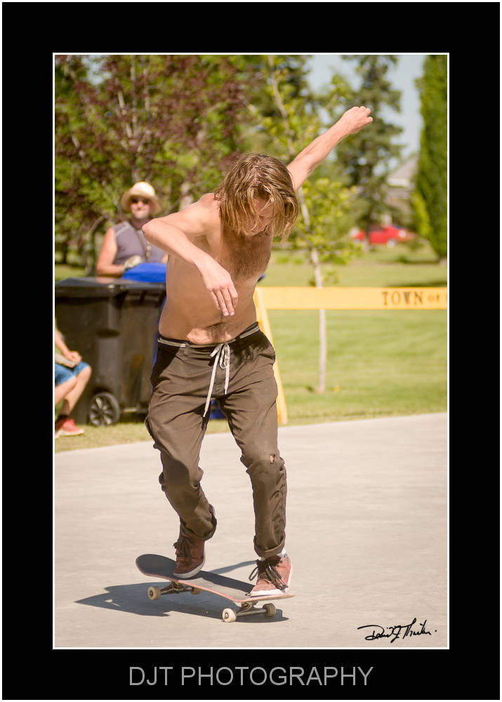 Hay City Slam, Olds, AB, July 27 2014