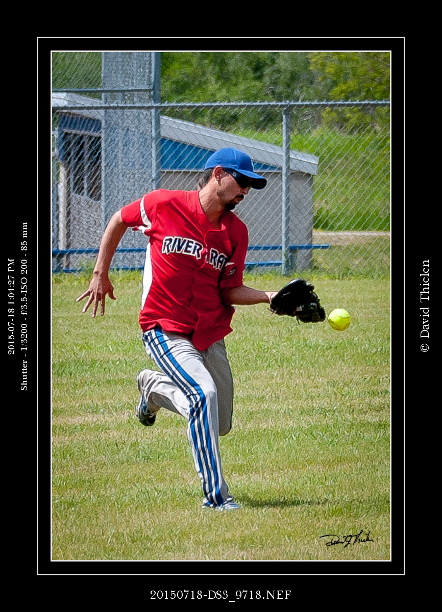 Ponoka Slo Pitch Baseball