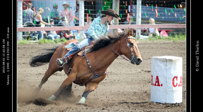 Largest barrel-racing event in Canada coming to CalNash Centre
